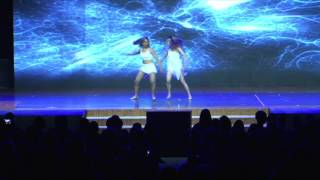 Dance for Life INSPIRE Show - 2016 - Modern - Conqueror