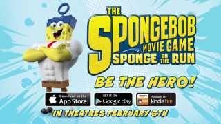 SpongeBob: Sponge on the Run - Official Game Trailer