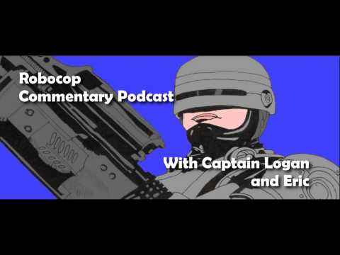 Robocop Commentary Podcast