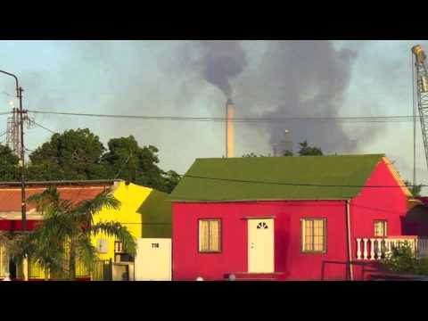 Isla Refinery Pollution Show by SMOC