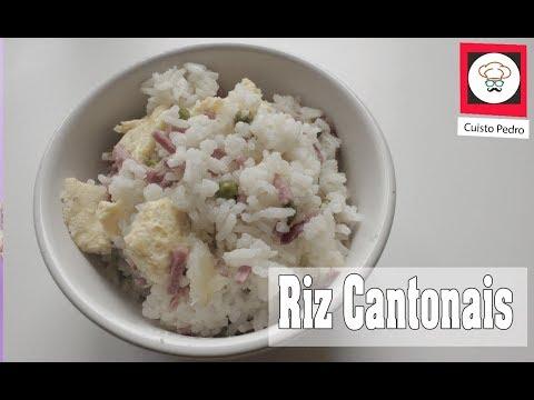 Recette asiatique riz cantonais facile Thermomix TM5