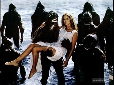Barbara Bach in The Island of The Fishmen