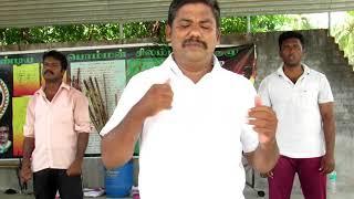 Silambam Kuthuvarisai Varmakalai Bo staff long st