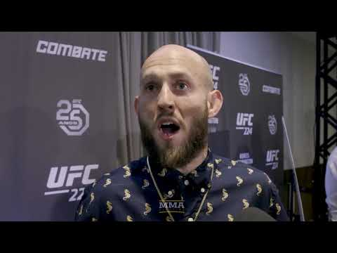 UFC 224: Brian Kelleher Explains 'Symbolism' Behind Outfit - MMA Fighting