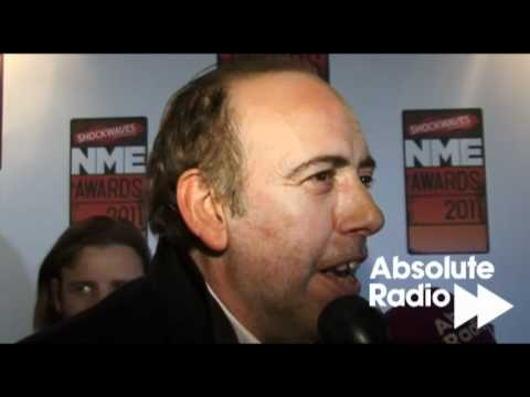 Mick Jones (The Clash) NME Awards 2011 interview