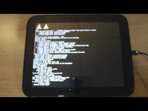 [Tutorial] Uninstall Cyanogen Mod 9 From Your HP Touchpad