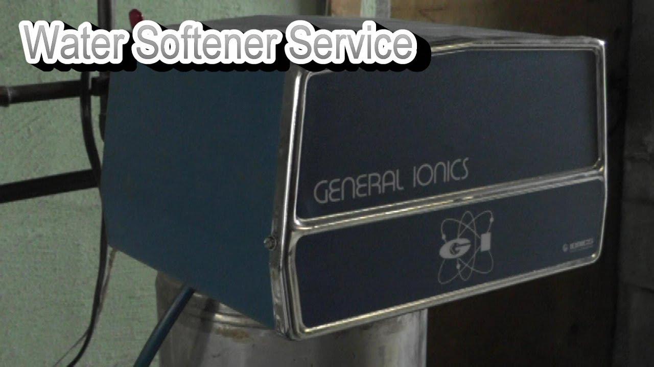 Diy Water Softener Service Replace Resin Clean