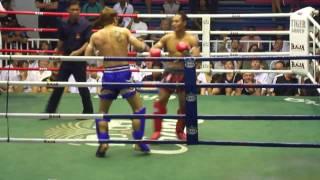 Saenchai vs. Saiyok part 2 HD
