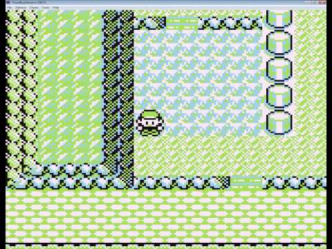 Misc Computer Games - Pokemon - Viridian Forest