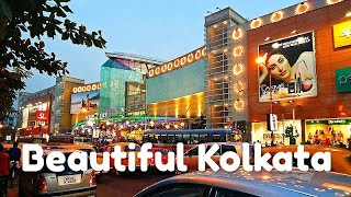 Most Beautiful Kolkata Street Travel View as Google Map With Landmark | Travel India