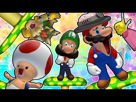 SMG4: Marioception