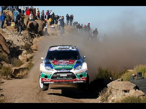 Ford WRC 2011 - Rally Argentina Review