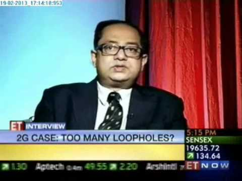 Budget Special 2013: ET Interview With Mohan Parasaran, Solicitor General