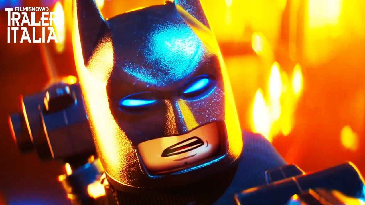 LEGO BATMAN IL FILM: il nuovo divertentissimo Trailer Italiano [HD]