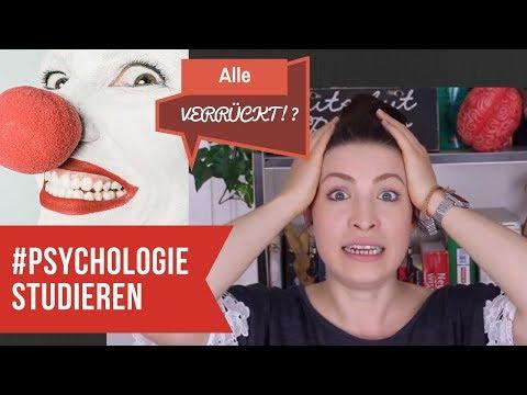 """Nur mit """"Verrückten"""" arbeiten? Vorurteile übers Psychologie-Studium - Teil 2 #Psychologie studieren"""