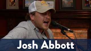 Josh Abbott - Oh, Tonight [Acoustic] 3/7 | The Kidd Kraddick Morning Show