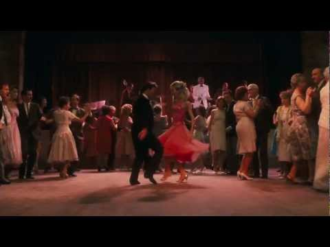 """Танец П.Суэйзи и С. Роудс в кф """"Грязные танцы"""" 1987 г."""
