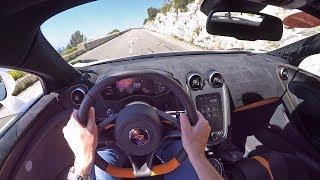 POV: PRIOR DESIGN McLaren 570S PD1 Onboard Test Drive