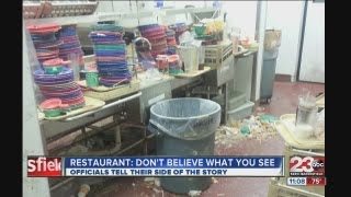 Golden Corral speaks out about picture