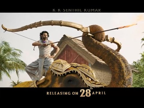 Bahubali 2  New Official Trailer | Promo HD   Prabhas, SS Rajamouli thumbnail