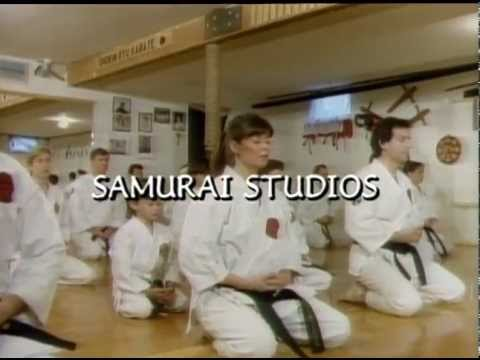 Sister Sensei; The Trailer for the Movie by Samurai Studios of the Karate Rap Image 1