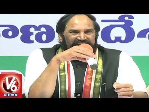 T Congress Focus On Alliance For 2019 Elections | TS Assembly Dissolution | V6 News
