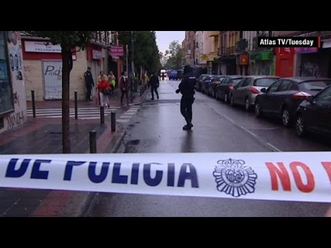 Police: ISIS-linked terror suspects arrested in Madrid