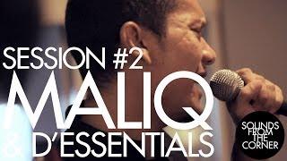 Download Lagu Sounds From The Corner : Session #2 Maliq & D'Essentials Gratis STAFABAND