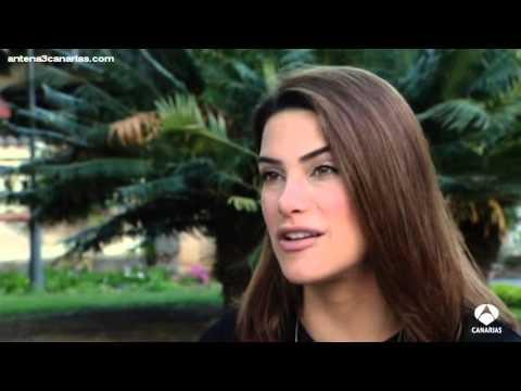 Carla Barber: Una canaria en Miss Universo