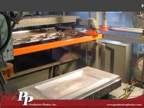 Vacuum Thermoforming Process Vacuum Thermoforming