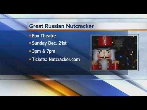 The Nutcracker this weekend