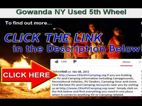 Used 5th Wheel near Gowanda NY