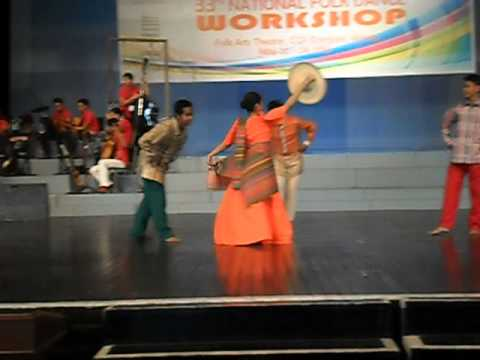 33rd National Philippine Folk Dance Workshop video