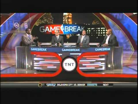 TNT closing comments for Grizzlies vs Spurs of Game 4 (NBA Playoffs 2011)