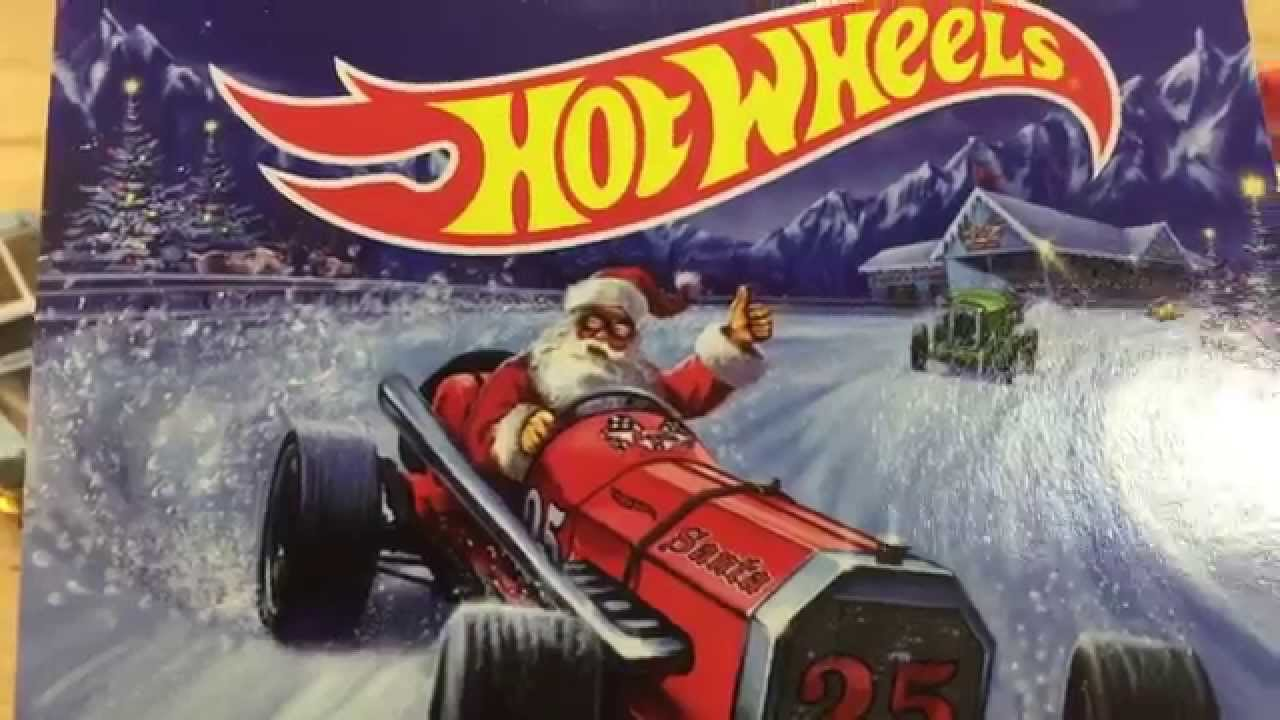 2014 Hot Wheels Walmart Exclusive Holiday Cars YouTube