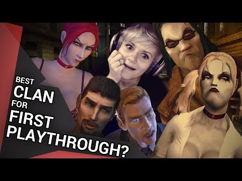 WHICH CLAN TO PICK? Vampire: The Masquerade - Bloodlines Clan Guide with Outstar