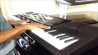 Kris Nicholson Demos His Casio WK 7600 Workstation Video 1