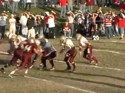 De Soto, WI Football 2009 Highlights Part 3