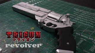 DIY/ Replika rewolweru z anime Trigun
