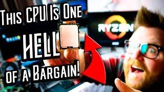 $29 CPU as fast as a Ryzen 5 1600!?