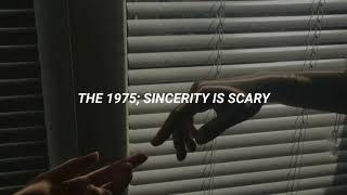 The 1975 Sincerity Is Scary Subtitulada Al Español