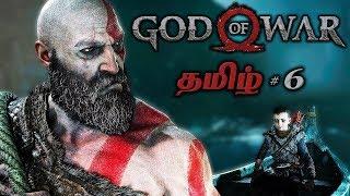 God of War 4 Part 6 Live Tamil Gaming