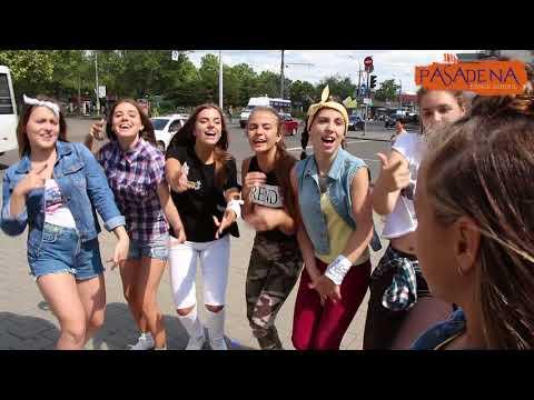 Pasadena dance school - (Despacito)  в Па-са-дене!