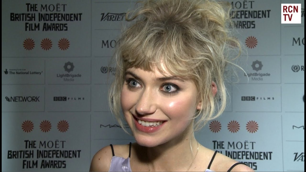 That awkward moment imogen poots