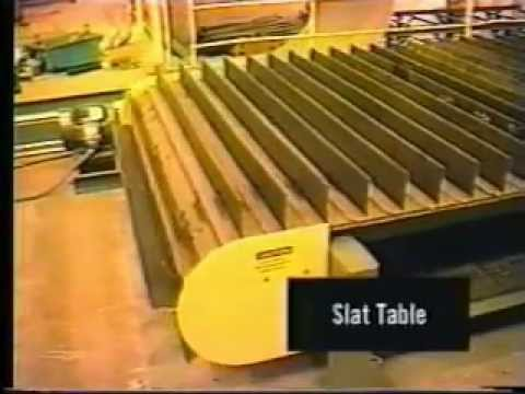 Slat Table (No Sound)