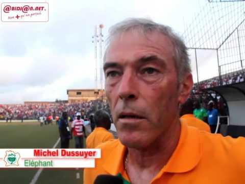 Ambiance et réaction lors de la rencontre Liberia -Côte d'Ivoire