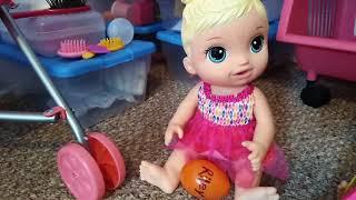 Baby Alive Egg Hunt!