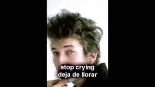 Watch Bob Dylan Baby Stop Crying video