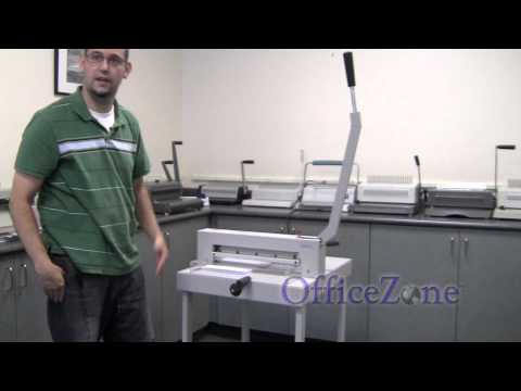 Intelli-Cut™ 530D Stack Paper Cutter