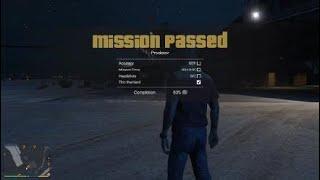 Grand Theft Auto V Story Mode Gameplay Part 35 - Predator